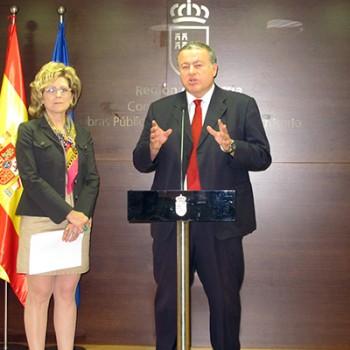 Presentación de los premios de diseño interior en Murcia