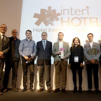Inauguracion y premios InteriHOTEL